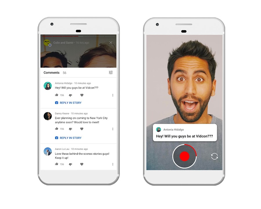 YouTube follows Instagram's footsteps – introduces a similar Stories feature for creators