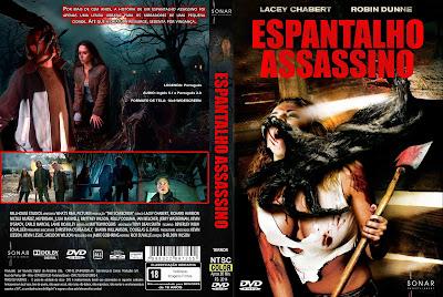 Filme Espantalho Assassino (Scarecrow) DVD Capa