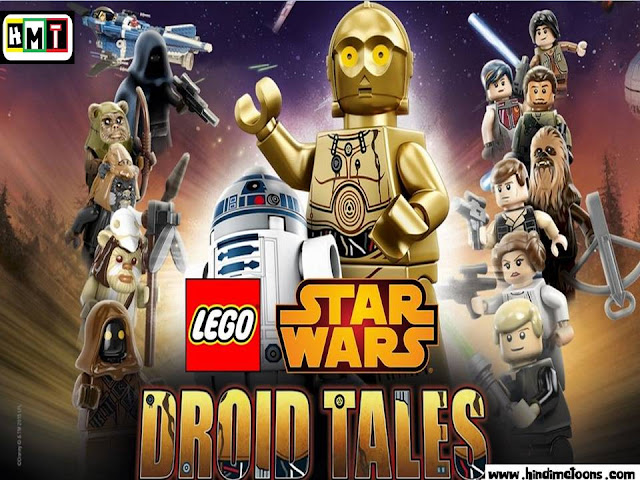 Lego Star Wars Droid Tales Hindi Episodes