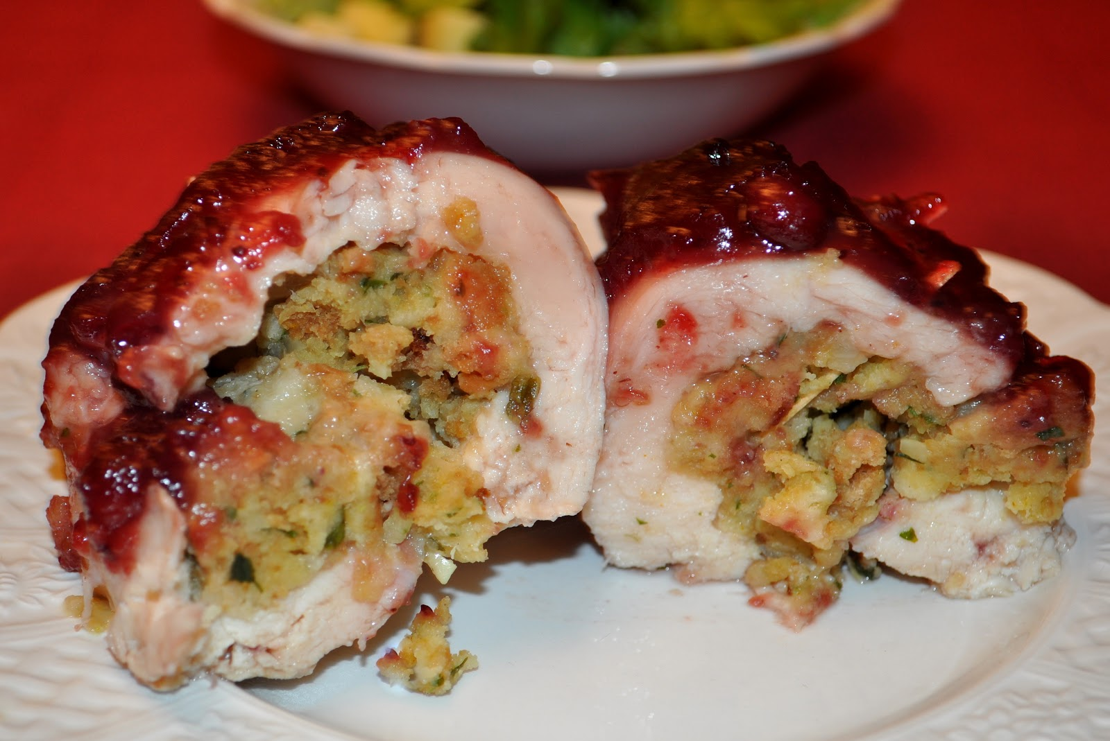 Cookingwithsweetface Stuffing Stuffed Chicken With