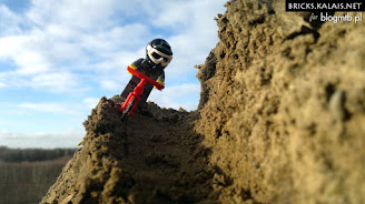 [PHOTOS] LEGO goes downhill, mtb freeride and enduro