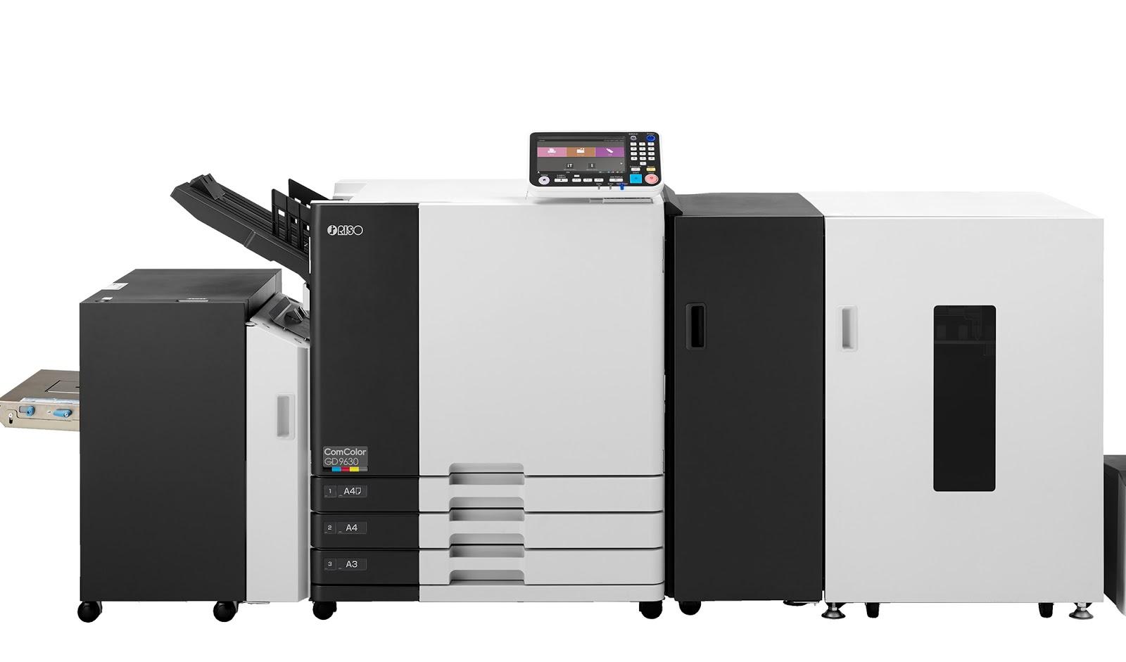 El blog de Ahorra en Tinta S.L.: Nueva serie de impresoras RISO ...