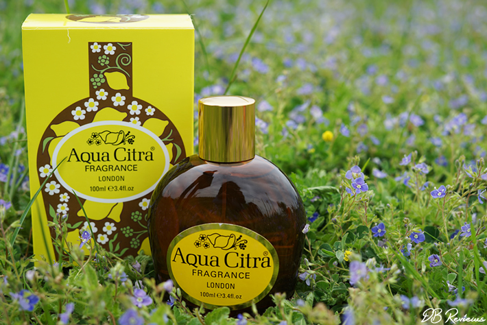 Aqua Manda and Aqua Citra Fragrances