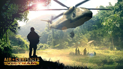 Air Conflicts Vietnam Free Download For PC
