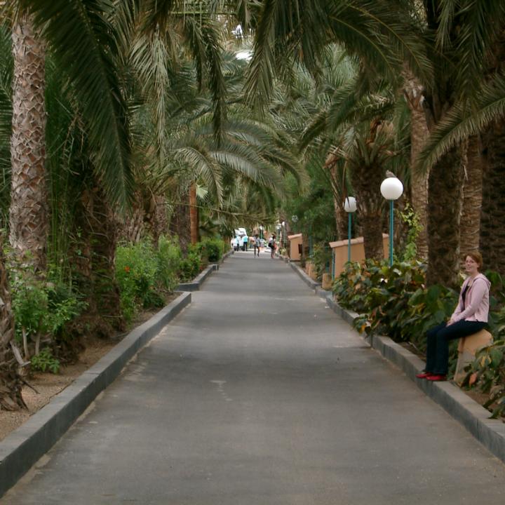 Weg auf Fuerteventura
