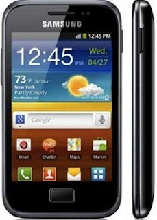 Firmware Samsung Galaxy Ace Plus S7500.