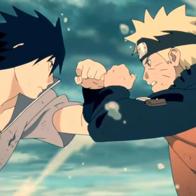 Naruto vs Sasuke Wallpaper Engine