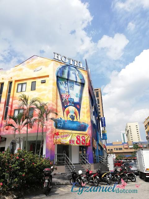 Hotel De Art di Seksyen 9, Shah Alam