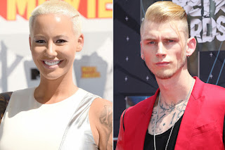 Casie Colson Baker Machine Gun Kelly And Amber Rose