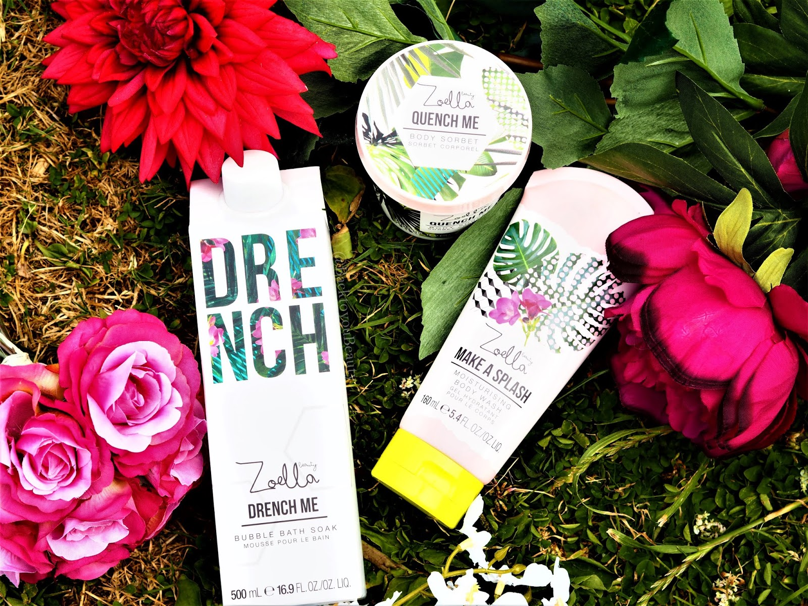 Zoella Splash Botanicals