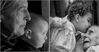 """"""" Ο παππούς μου και η γιαγιά μου, θα ζουν πάντα στην καρδιά μου"""""""