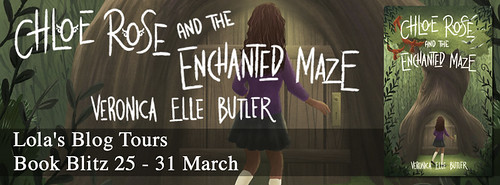 Chloe Rose and the Enchanted Maze banner