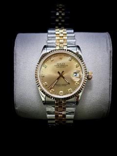 Jam Tangan Rolex Datejust Automatic