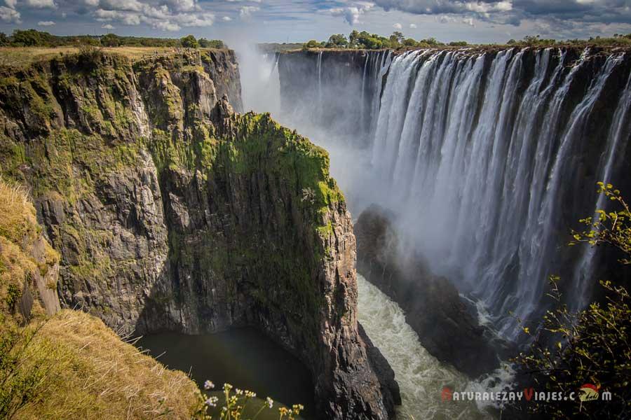 Cataratas Victoria, Zambia-Zimbabue