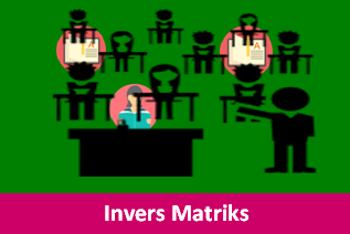 Contoh Soal Invers Matriks dan Pembahasannya