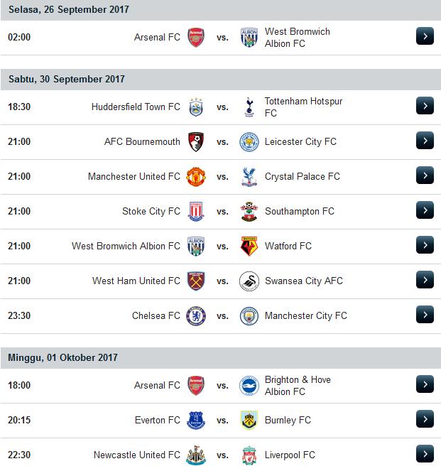 Jadwal Liga 1