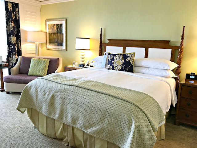 The Ritz-Carlton, Amelia Island is appointed with 466 guest rooms ranging from 410 square foot rooms all the way up to a 2401 square foot luxury suite. All rooms have private balconies with full or partial views of either the ocean, pool, coastline, and/or sunrise.