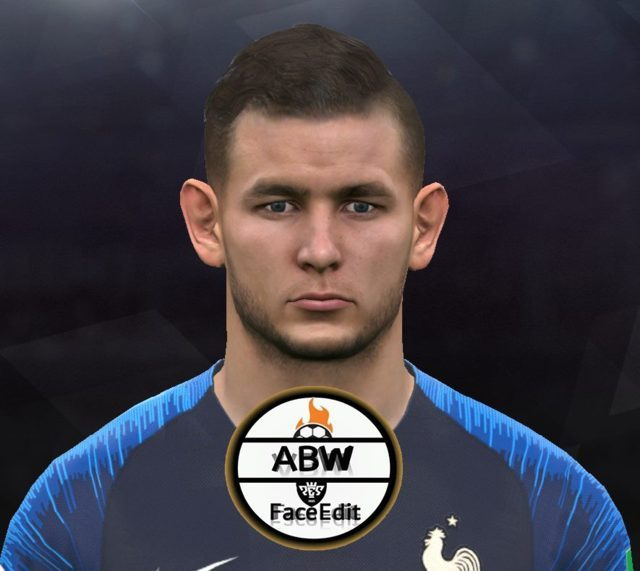Luca Hérnandez Face For PES 2017