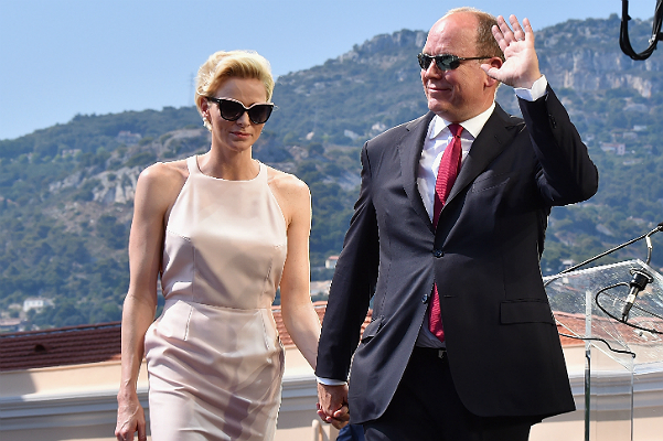 10-anniversary of Coronation: Prince Albert II and Princess Charlene