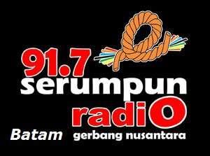 Serumpun Radio 91.7 FM Batam gerbang Nusantara