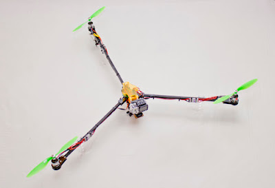 How to wire and program a tricopter