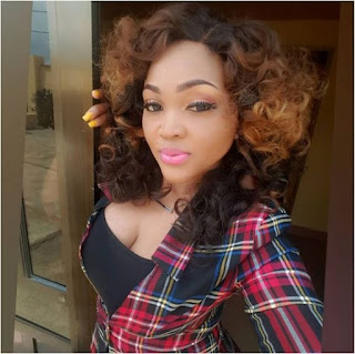 "if your partner provokes you too much walk out of the marriage"" - Mercy Aigbe"