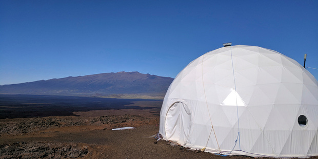 What it's like to spend a year pretending to live on Mars