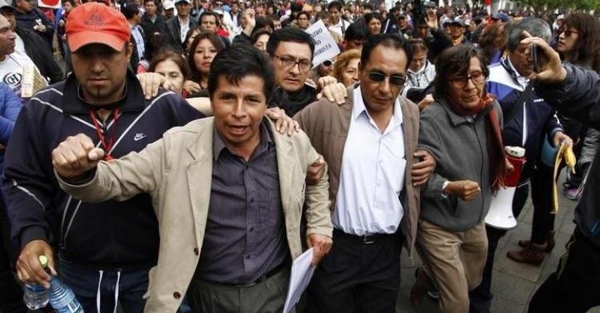 NO HUBO ACUERDO CON EL MINEDU: Ratifican huelga indefinida para el Lunes 18 Junio