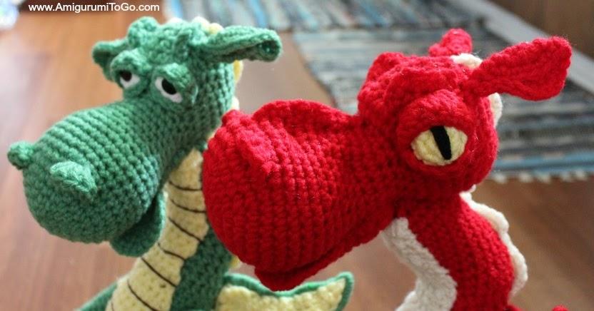 Crochet Amigurumi Faces : They Have Faces and Fire! ~ Amigurumi To Go