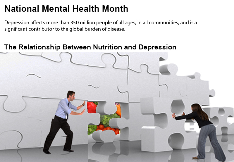 relationship between diet and mental health