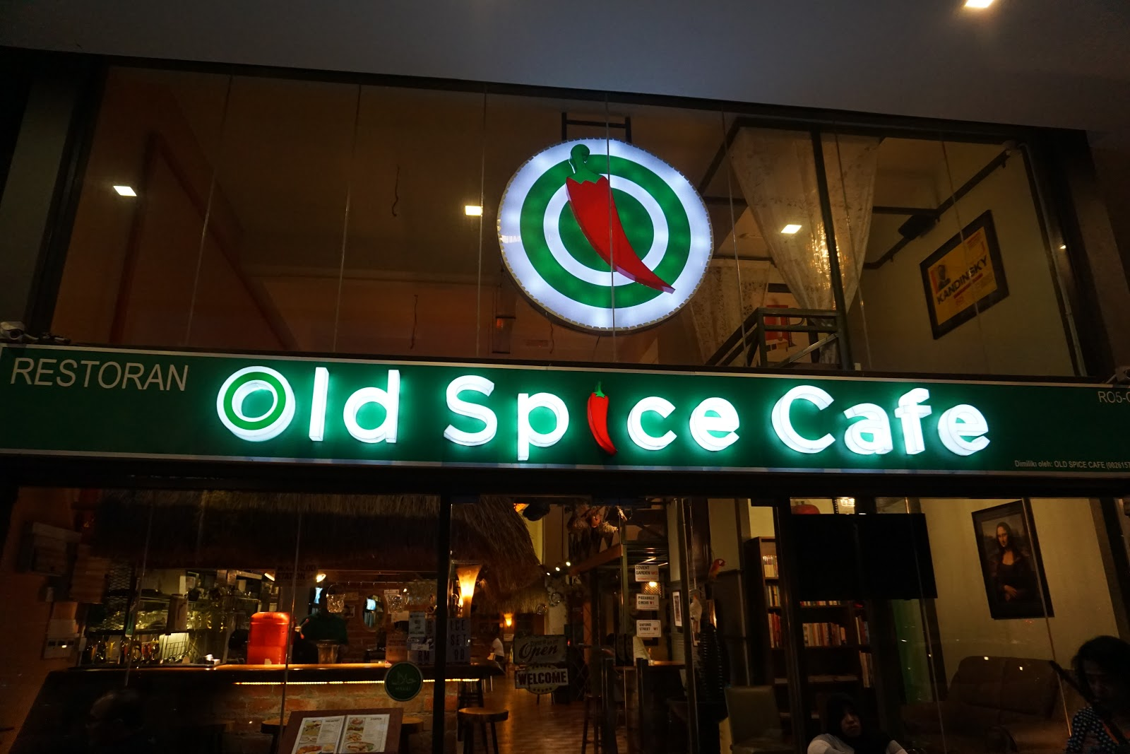 OLD SPICE CAFE AMPANG