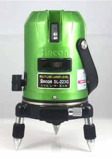 Máy cân mực Laser Sicon tia xanh