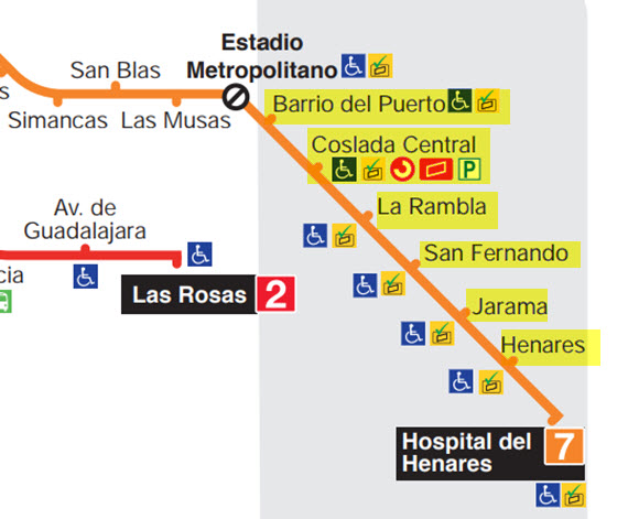 La Linea 7b Metroeste Reabre Este Sabado 15 De Septiembre Tras Las
