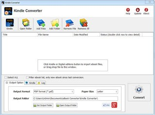 Kindle Converter 3.18.707.382 Full Crack