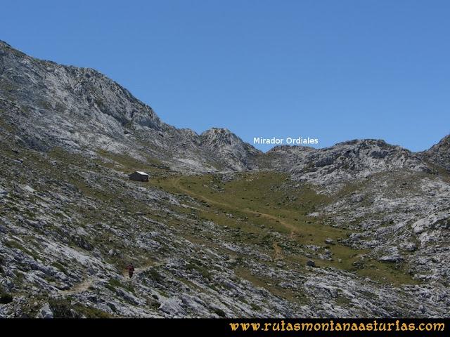 Mirador de Ordiales y Cotalba: Refugio y Mirador de Ordiales