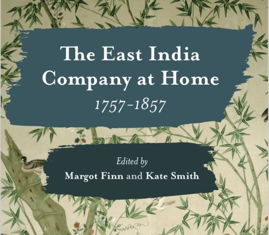 image of the cover of the book The East India Company At Home 1757-1857