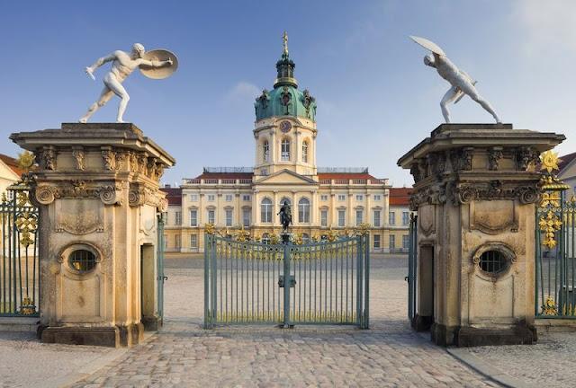 Schloss Charlottenburg em Berlim