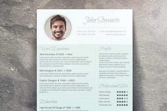 Ücretsiz CV tasarımları