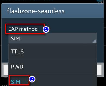 Aktifkan Eap Sim Di Oppo Untuk Kemudahan Terhubung Ke Wifi Yang Tersedia Berikut Tutorialnya Oppotutorial