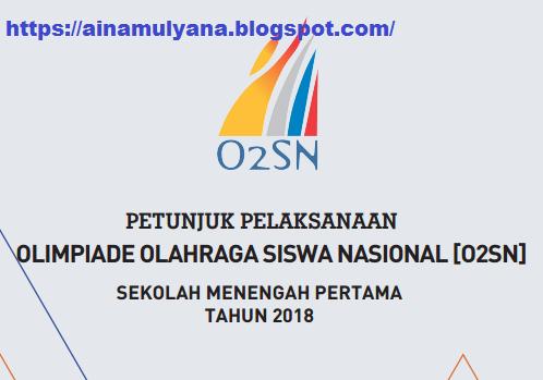 Juknis O2sn Sd Dan O2sn Smp Tahun 2018 Pendidikan Kewarganegaraan