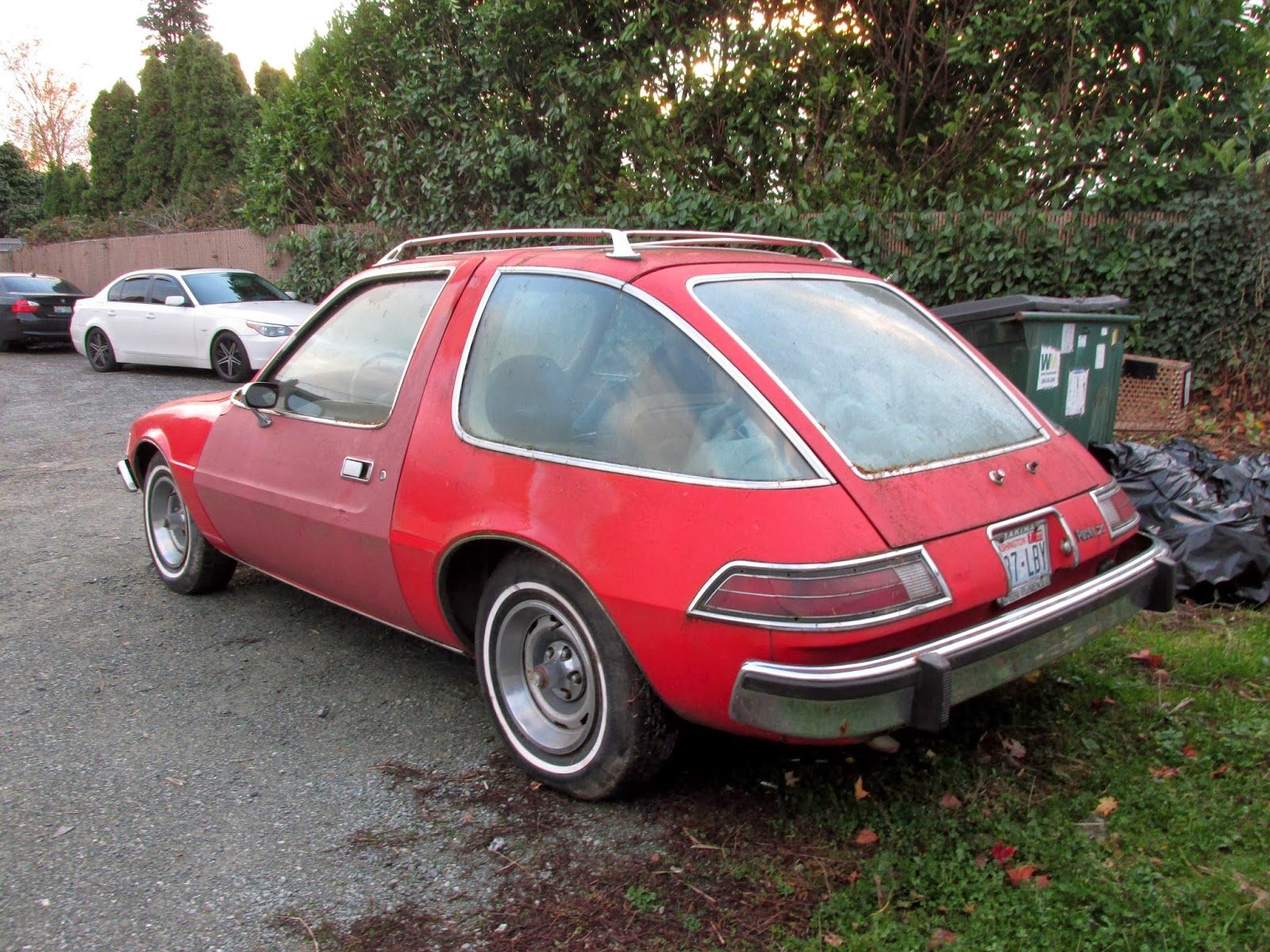 Seattle's Classics: 1976 AMC Pacer X