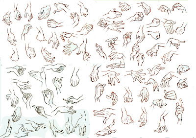 Animopus: Hand Poses Galore!