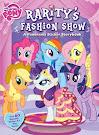 My Little Pony Rarity's Fashion Show Books