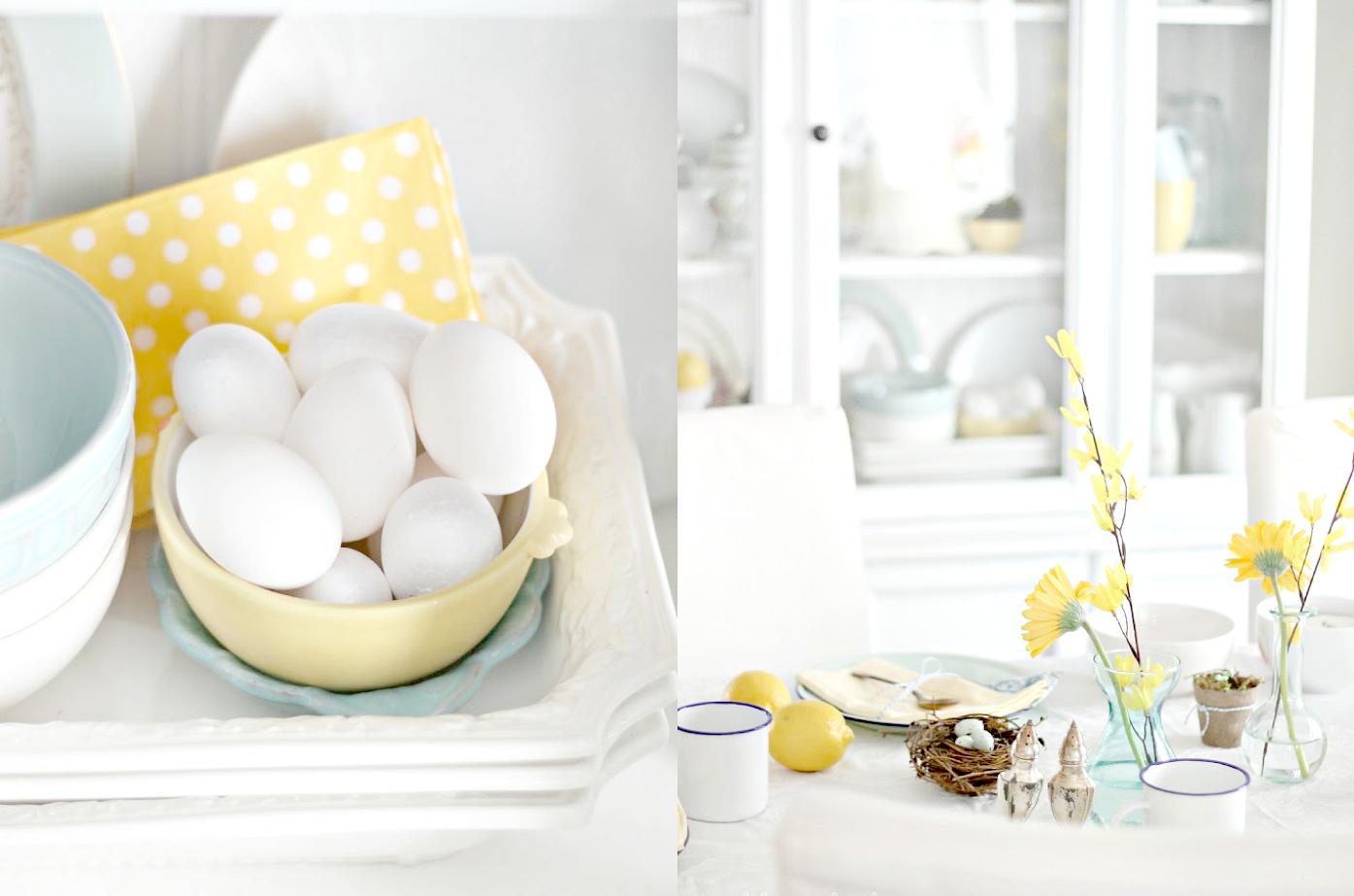 Wielkanoc w kolorze żółtym