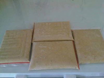 Jual Daging Durian Beku Ke Tarakan