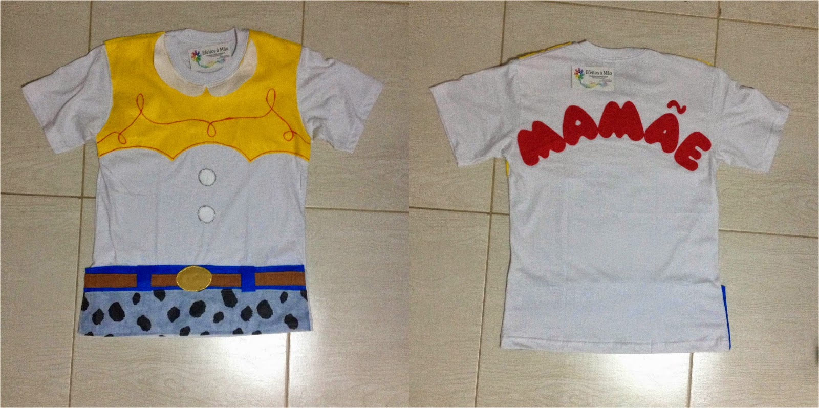 Camisa Jessie (adulta) Toy Story. Camisa personalizada ... 2136c54a47a