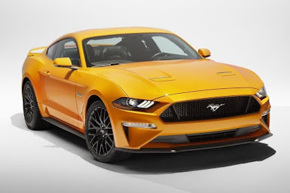 Ford Mustang GT Top Speed