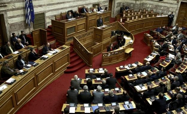 Με την υπογραφή των 154 βουλευτών ΣΥΡΙΖΑ - ΑΝΕΛ υπερψηφίστηκε το 4ο Μνημόνιο
