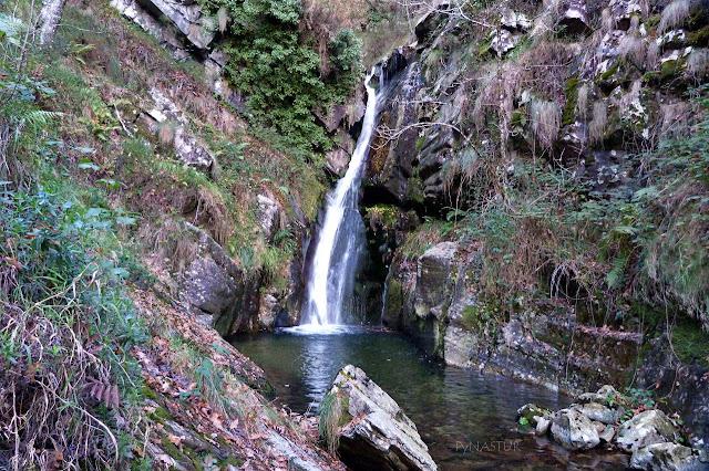 Cascada  Picón -  Villanueva de Oscos - Asturias