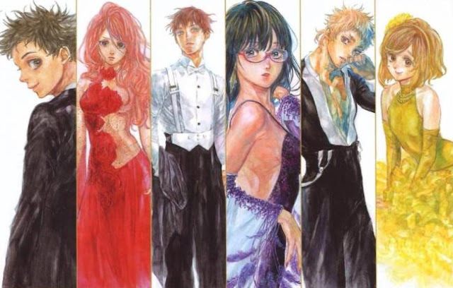 Ballroom E Youkoso - Daftar Anime Sport terbaik Sepanjang Masa